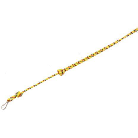 Bisley Multicoloured Lanyards - Yellow