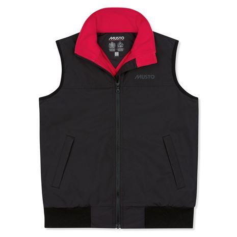 Musto Women's Snug Gilet - Black/Red