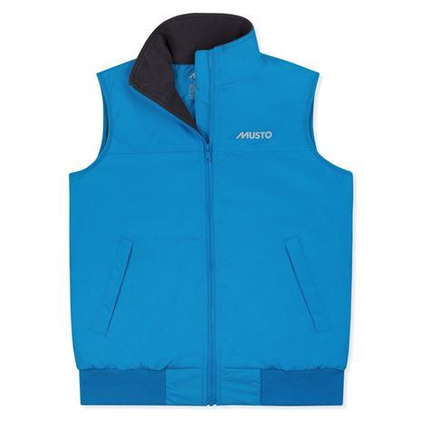 Musto Women's Snug Gilet - Brilliant Blue