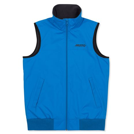 Musto Women's Snug Gilet - Atlantic Blue