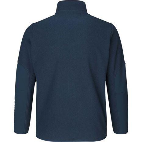 Seeland Skeet Fleece - Dress Blue - REar