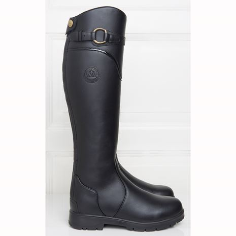Mountain Horse Spring River Boots - Black - Side View