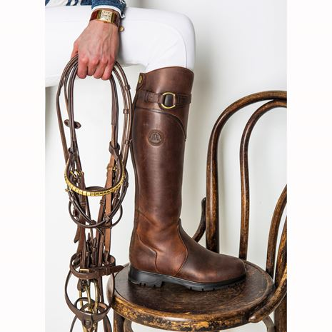 Mountain Horse Spring River Boots - Brown