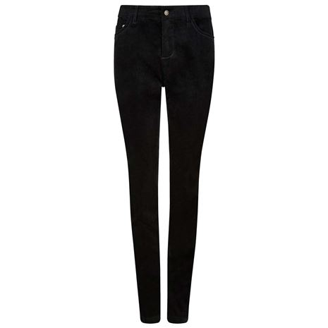 Dubarry Honeysuckle Cord Jeans - Black