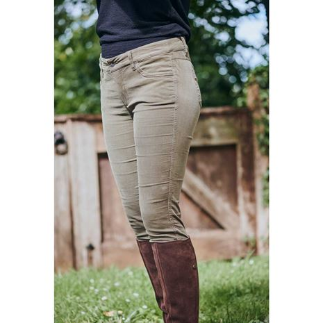 Dubarry Honeysuckle Cord Jeans - Lifestyle
