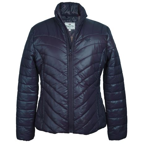 Hoggs of Fife Wilton Ladies Padded Jacket
