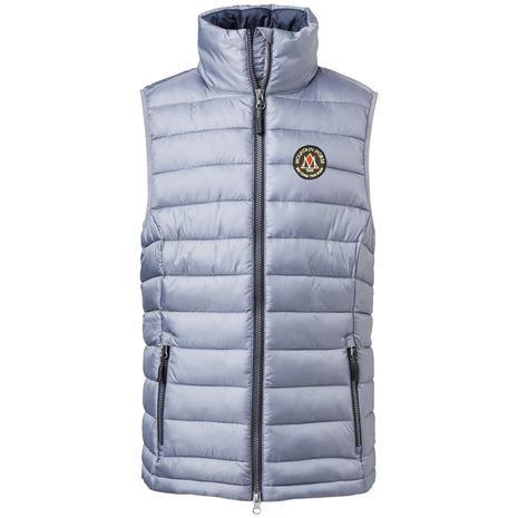 Mountain Horse Ambassador Vest JR - Front View - Grey