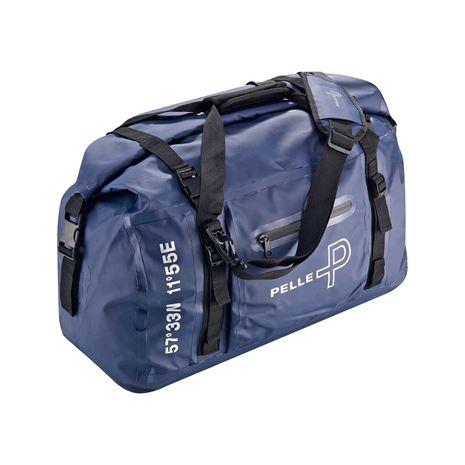 Pelle P Duffle Bag - Dark Navy Blue