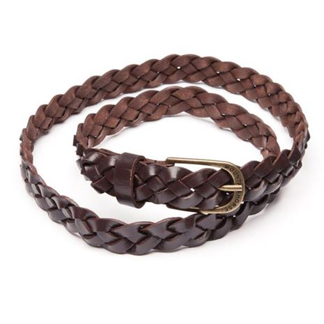 Mountain Horse MH Leather Belt - Classic Brown