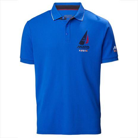 Musto Sardinia Polo - Olympian Blue