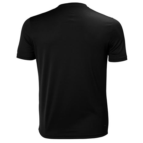 Helly Hansen HH Tech T-Shirt - Ebony - Rear