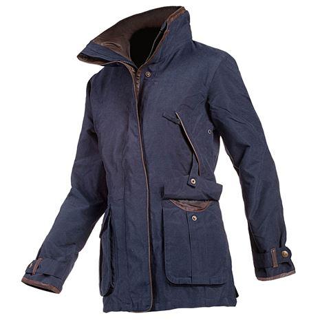 Baleno Ascot Womens Jacket - Navy