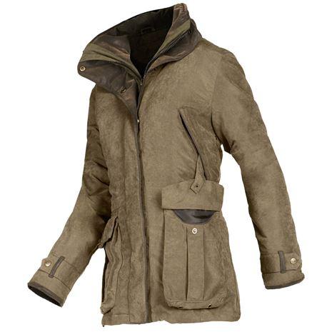 Baleno Ascot Womens Jacket - Light Khaki