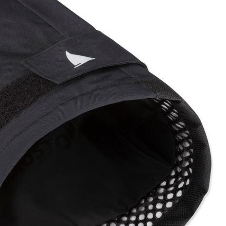 Musto Women's BR2 Offshore Trouser - Black/Black - Leg