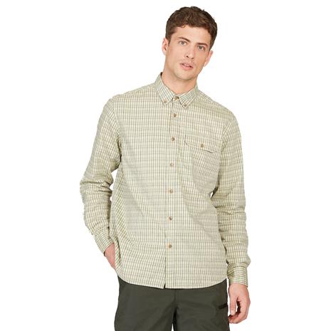 Aigle Huntjack Shirt - Bronze Green