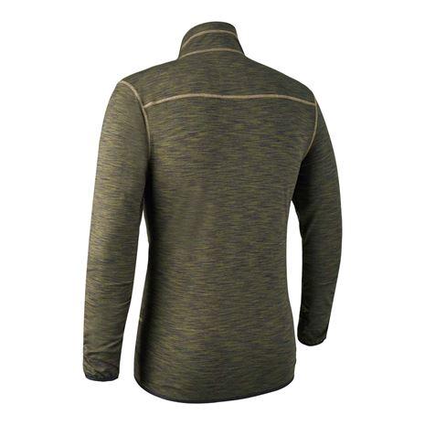 Deerhunter Norden Insulated Fleece Jacket - Green Melange