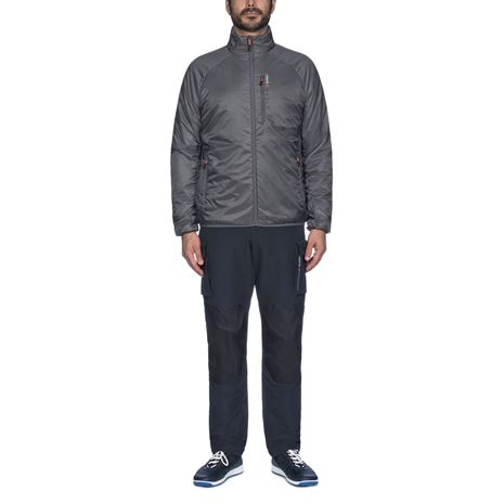 Musto Evolution Primaloft XVR Jacket - Charcoal