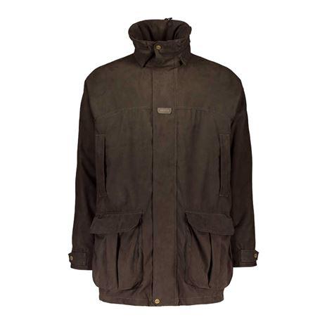 Sasta Haapa Jacket - Dark Brown