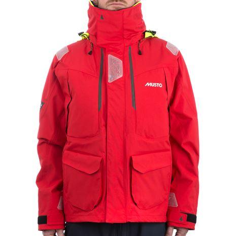 Musto BR2 Offshore Jacket - True Red/True Red