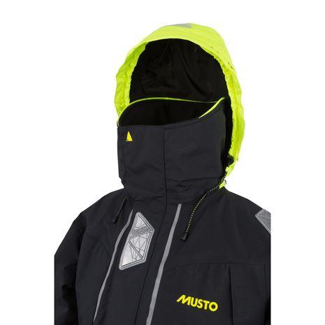 Musto BR2 Offshore Jacket - Black-Black