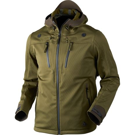 Seeland Hawker Shell Jacket - Pro Green - Front