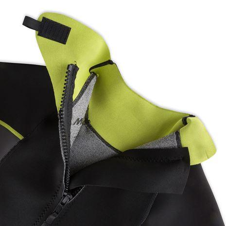Musto Championship Shorty Wetsuit - Dark Grey/Black