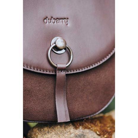 Dubarry Crossgar Leather Cross Body Bag - Walnut