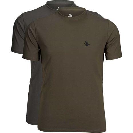 Seeland Outdoor 2-Pack T-Shirt