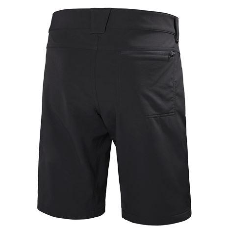 Helly Hansen Brono Shorts - Ebony - Rear