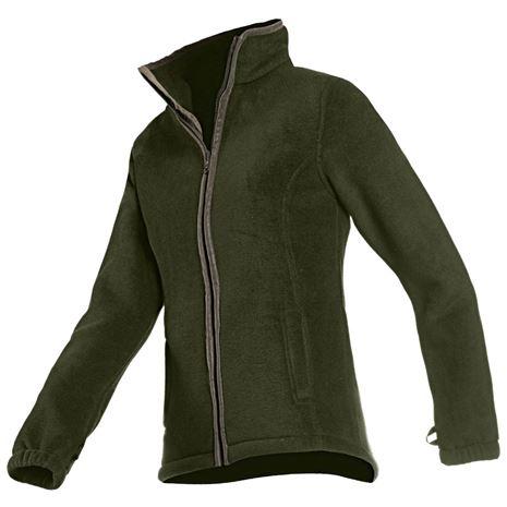 Baleno Sarah Women's Fleece Jacket - Green