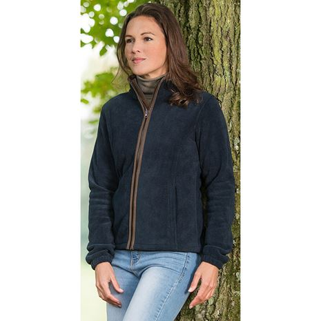 Baleno Sarah Women's Fleece Jacket - Navy