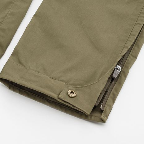 Pinewood Finnveden Hybrid Trousers - Hunting Olive