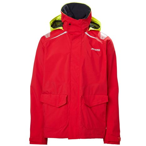 Musto BR1 Inshore Jacket  - True Red