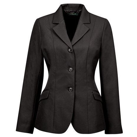 Dublin Ashby III Competition Riding Jacket - Black