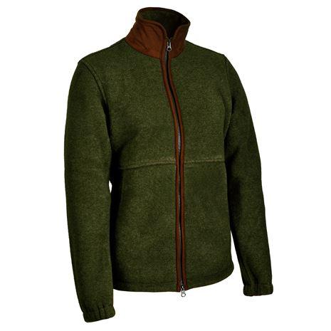 Alan Paine Aylsham Ladies Jacket in Green.