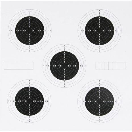 Jack Pyke 25 Yard Targets