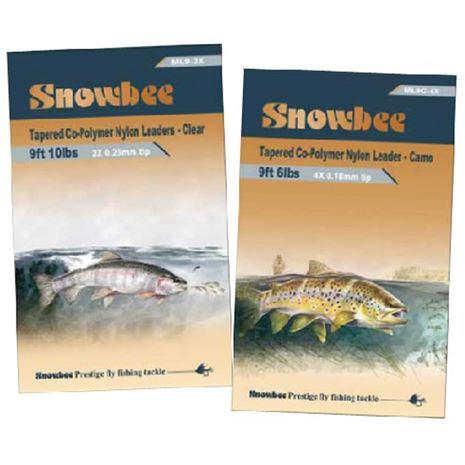 Snowbee Monofilament Leaders