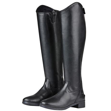 Saxon Syntovia Tall Dress Boots - Black