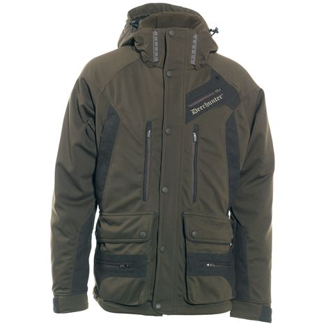 Deerhunter Muflon Jacket - Art Green - Front