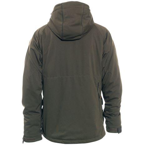 Deerhunter Muflon Jacket - Art Green - Rear
