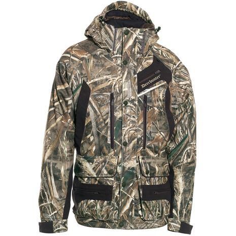 Deerhunter Muflon Jacket - Realtree Max-5 Camo - Front