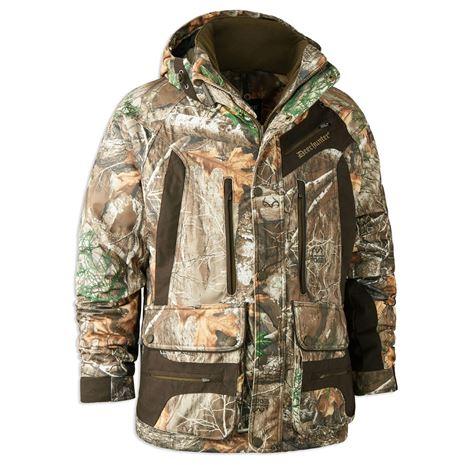 Deerhunter Muflon Jacket - Realtree Edge Camo - Front