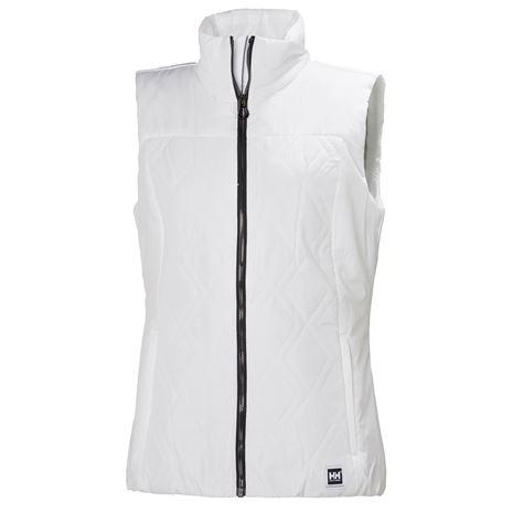 Helly Hansen Womens Crew Insulator Vest - White