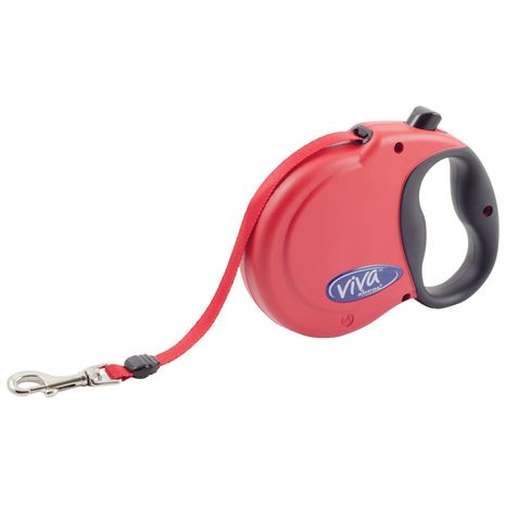 Viva Extendable Leads - Red