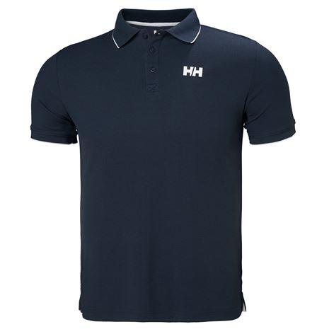 Helly Hansen Kos Polo Shirt - Navy