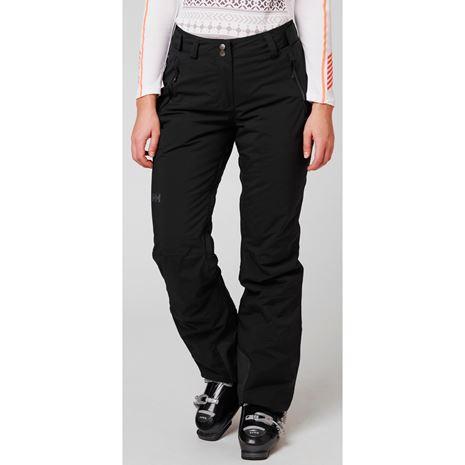 Helly Hansen Womens Legendary Insulated Pant - Black