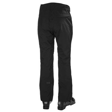 Helly Hansen Womens Legendary Insulated Pant - Black - Rear
