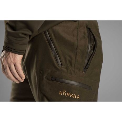 Harkila Mountain Hunter Pro Trousers - Hunting Green