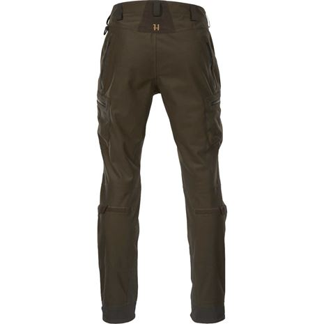 Harkila Mountain Hunter Pro Trousers - Hunting Green - Rear