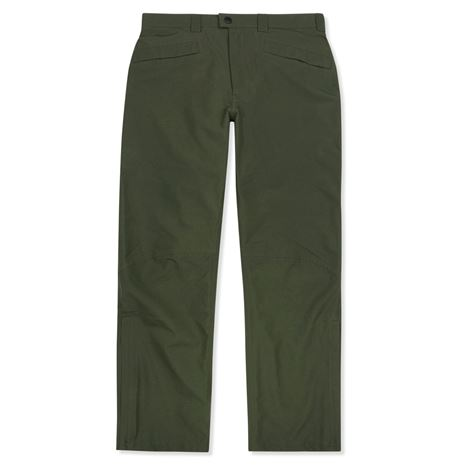 Musto Highland Gore-Tex Ultra Lite Trousers - Dark Moss - Rear